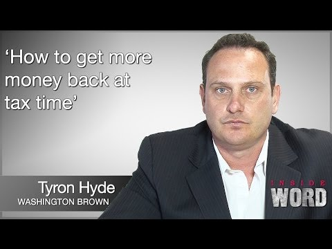 How to get more money back at tax time - 24 March 2014