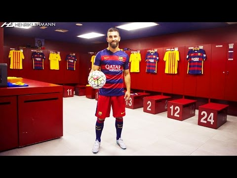 Arda Turan ● Welcome To FC Barcelona ● 2015-16