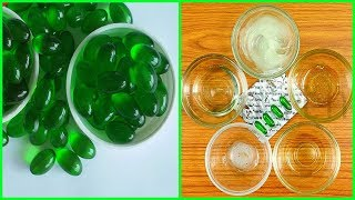 ত্বক ও চুলের যত্নে ভিটামিন ই ক্যাপসুল এর ৫টি অবিশ্বাস্য ব্যাবহার || Uses of Vitamin E Capsules
