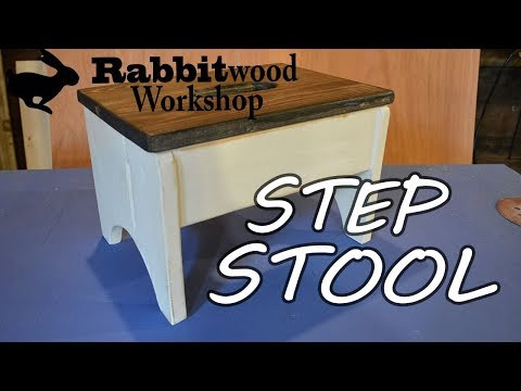 Build a Step Stool