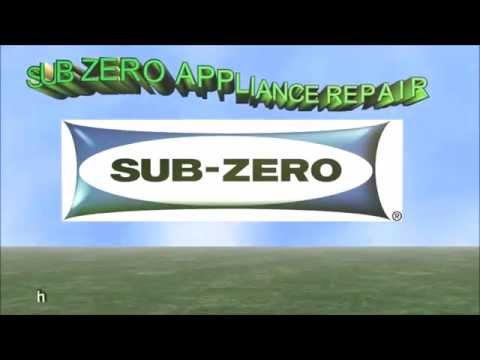 Sub Zero Appliance Repair in Allendale, NJ 201 589-2399