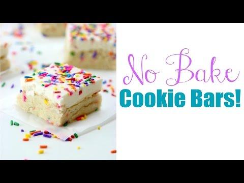 No Bake Cookie Bars | Sweet Treats Ep. 17