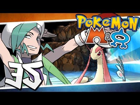 Pokémon Omega Ruby and Alpha Sapphire - Episode 35   Sootopolis Gym Wallace!