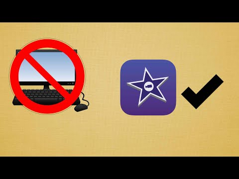How to add sound effects to iMovie/tv color bars