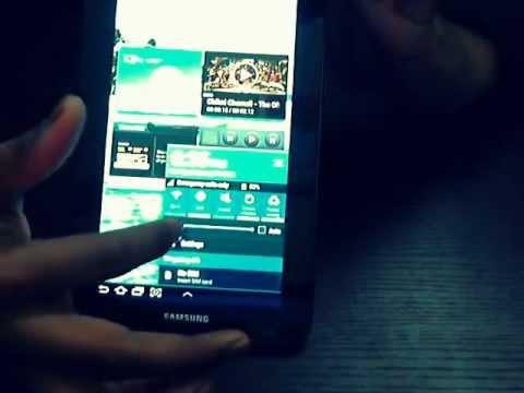 Samsung Galaxy Tab 2 7 0 GT P3100 Factory Reset - Samsung Galaxy Tab