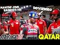 Grafis Game MotoGP Terbaik #Dovizioso #Losail - MotoGP (PC)