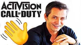 CEO Leaves Call of Duty & Activision