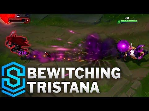 Bewitching Tristana Skin Spotlight - League of Legends