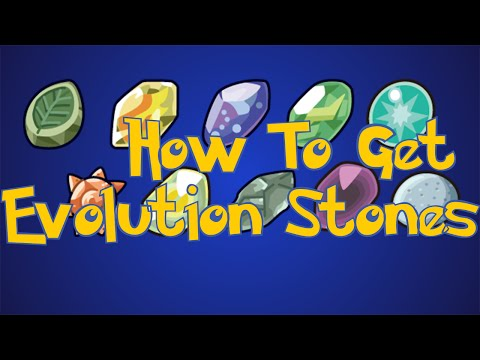 Pokemon Omega Ruby and Alpha Sapphire Tips: How To Get Evolution Stones