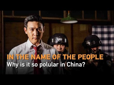 Must watch! China's answer to 'House of Cards' takes China by storm