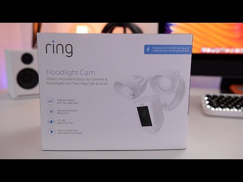 Ring Floodlight Cam - Ultimate Smart Home Security