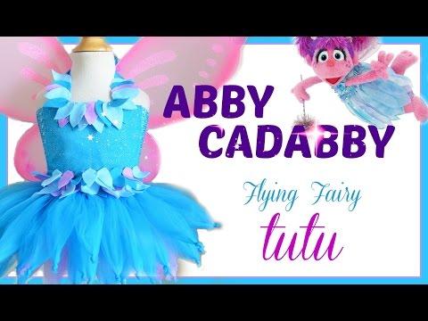 Abby Cadabby Tutu Dress - DIY