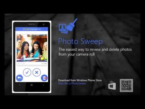 Photo Sweep - The easiest way delete unwanted photos from your Windows Phone.
