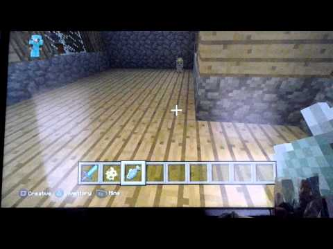 Minecraft PS3:How to tame a ocelot