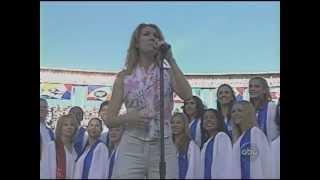 Céline Dion - God Bless America ( Superbowl )