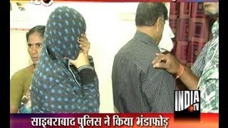 High Profile sex racket busted in Hyderabad
