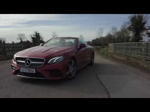 2018 Mercedes E-Class Cabriolet review - should you really buy one?