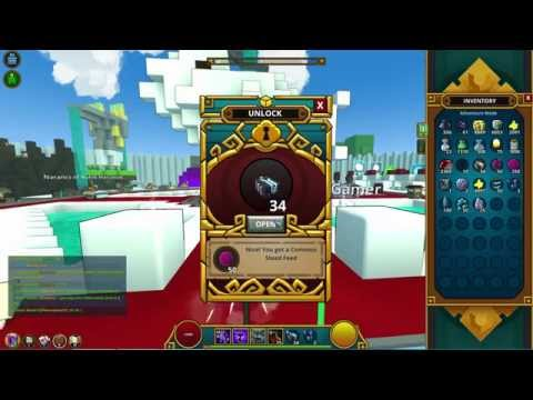 Trove - That lucky daily Chaos Chest loot! lol!
