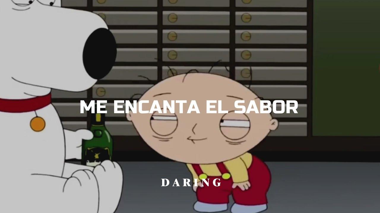 Doja cat - Kiss me more ft SZA //sub español + Stewie Griffin