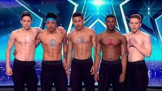 Download BoyBand - Britain's Got Talent 2015 Final Video