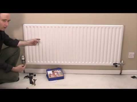 Remove a Radiator without draining.