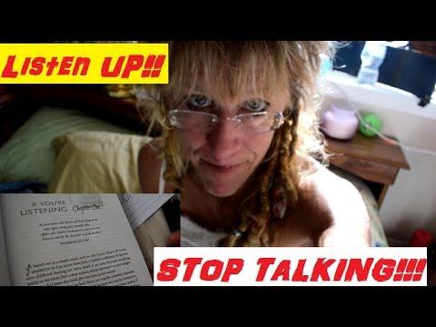 Starry Vlog: STOP TALKING!! ENOUGH!