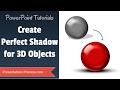 How to create PowerPoint Shadow Effect