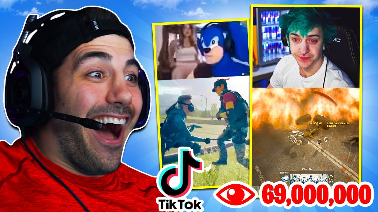 The MOST VIEWED Warzone TikToks of ALL TIME! 🤣