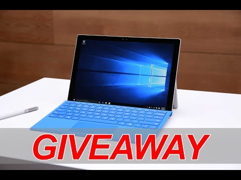 FREE Surface Pro & iPad mini -  Giveaway
