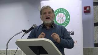 Orya Maqbool Jan given lectures about current Global situation and crisis