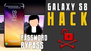 Sbloccare Galaxy S8 SENZA PASSWORD - HACK Riconoscimento Facciale