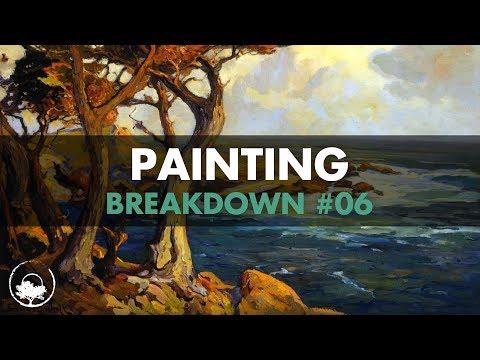 Franz Bischoff - Painting Breakdown #06
