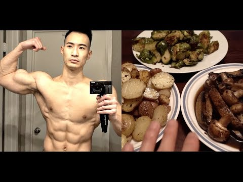 Full Day Of Eating, Intermittent Fasting, 2000 Calories Easy Meal
