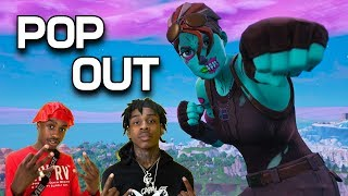 """Fortnite Montage - """"POP OUT"""" (Polo G & Lil Tjay)"""