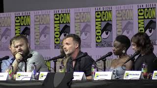 آندرو لينكولن ( ريك غرايمز ) عن رحيله من المسلسل 2018 | الموتى السائرون | Walking Dead