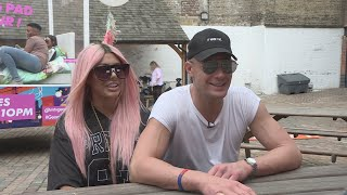 Geordie Shore: Scotty T's best hangover cure!