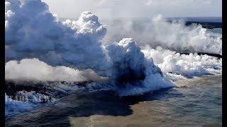 "Breaking ""Hawaii Lava Bombs Injured 23 Keeps Exploding"""