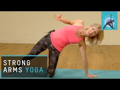 Yoga for Strong Arms - Triceps