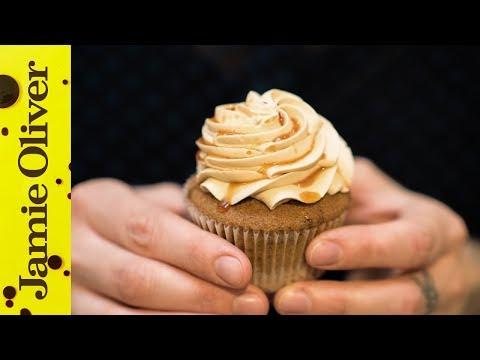 English Breakfast Tea Cupcakes | Cupcake Jemma