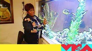 Missy Elliott's 1st Episode of MTV Cribs | #TBT