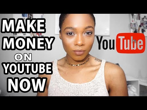 How To: Make Money As A Small Youtuber In 2018 | Trishonnastrends