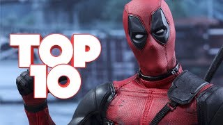10 Biggest Best Action Movies of 2016