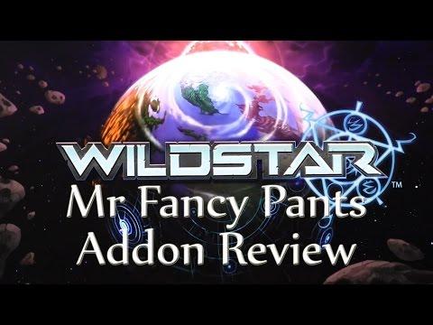 Mr FancyPants - Wildstar Addon Review