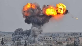 10 most biggest attack on Syria (Russia and France)