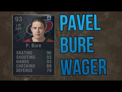 NHL 15 HUT - PAVEL BURE WAGER!