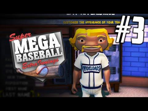 Super Mega Baseball: Extra Innings - Part 3