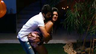 Vimala Raman is satisfying a guy with her sexy body
