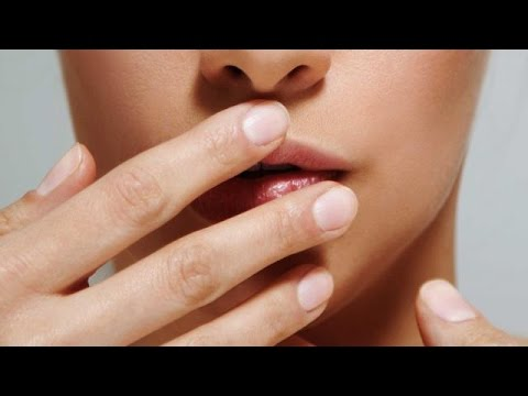 How To Get Rid Of Cold Sores Naturally in One Day