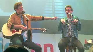 Download Rhett and Link live concert London Video