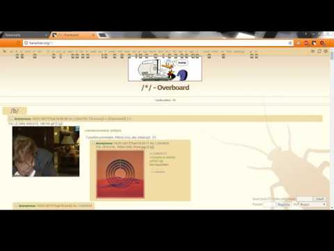 PORADNIK: Jak wejść na Karachan.org [google chrome]